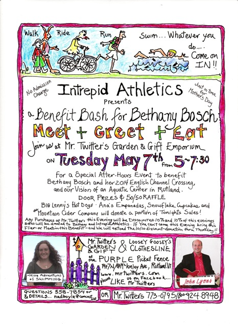 Intrepid Athletics and Mr. Twitter's Fundraiser